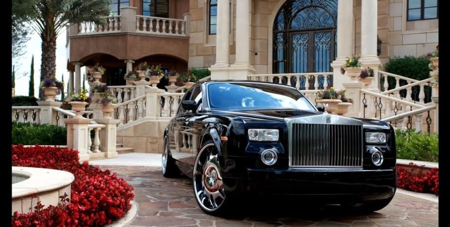 автомобиль, богатые люди, рейтинг