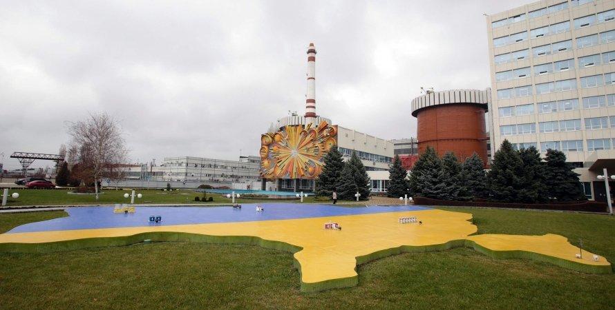 украинские аэс, атомная энергетика, безопасность энергоблоков аэс