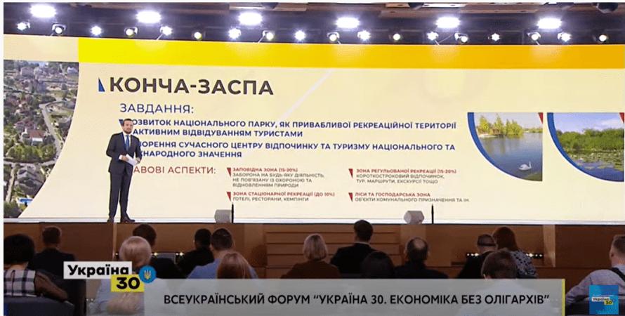 кирилл тимошенко, выступление, форум, фото