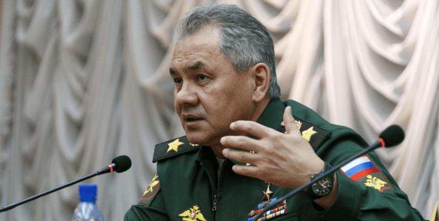 Сергей Шойгу, министр обороны РФ, учения на западе России, россия скапливает войска на границе с украиной