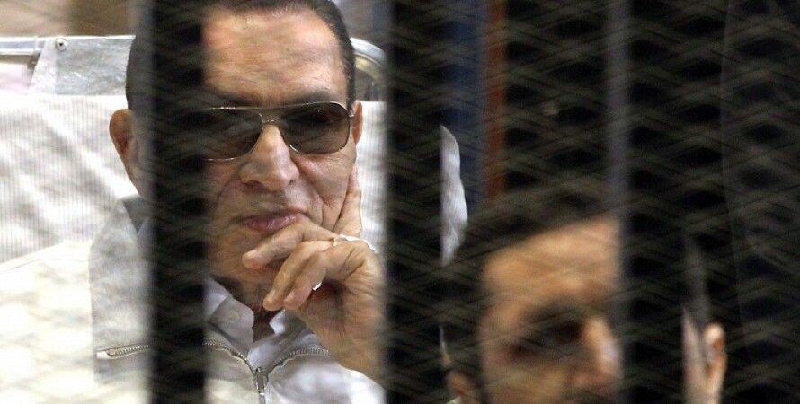Хосни Мубарак в суде / Фото: EPA