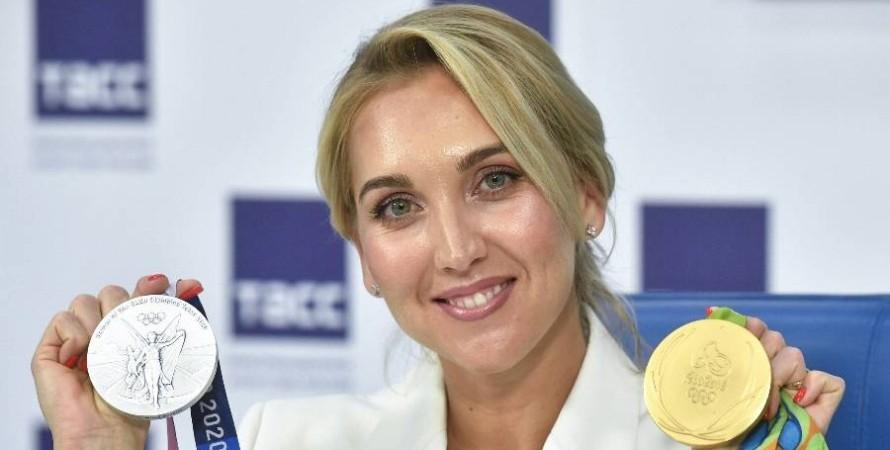 Олена Весніна, тенісистка