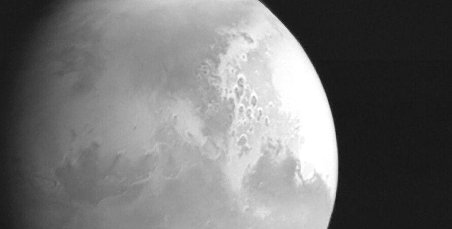 Tianwen-1, Марс, космический зонд