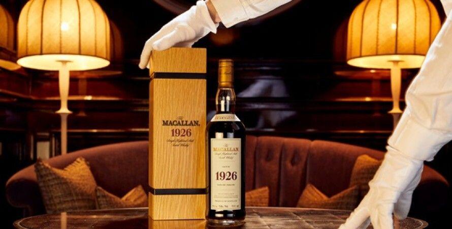Коллекция, виски, аукцион, Шотландия, алкоголь