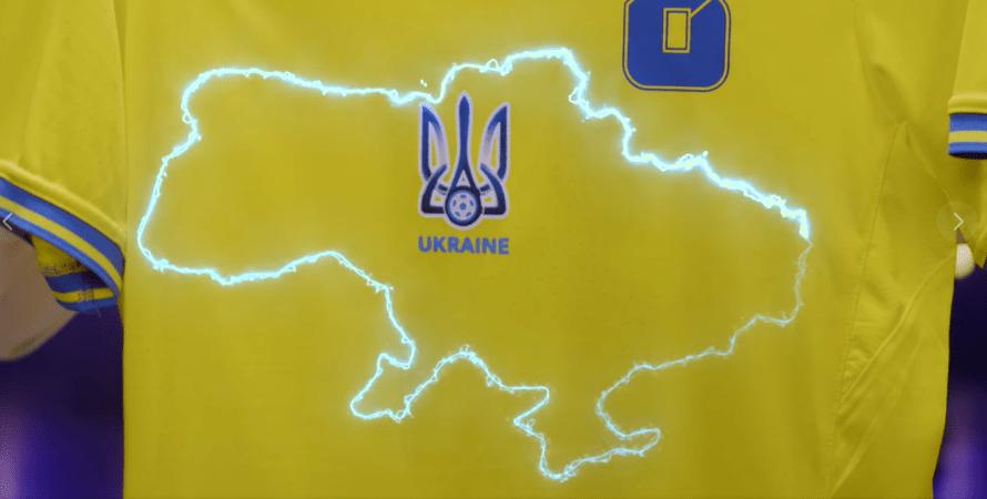 крым, донбасс, сборная Украины, футбол, евро-2020, футбол, Украина, новая форма, футбольная сборная