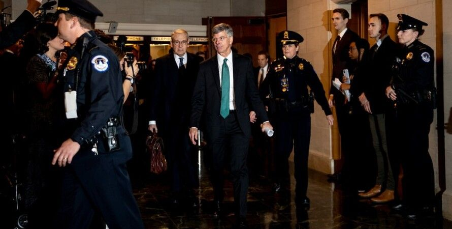 Уильям Тейлор. Фото: Anna Moneymaker/The New York Times