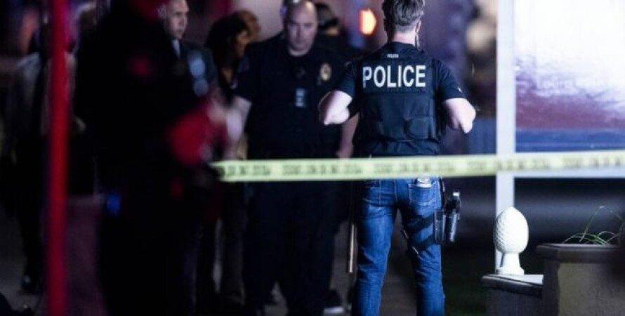 США, Стрельба, Убийство, Жертвы, Висконсин, Кеноша, Шериф