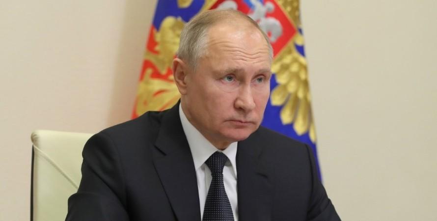 Владимир Путин, президент РФ Владимир Путин