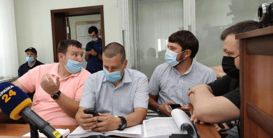 семен семенченко, суд, арест, фото