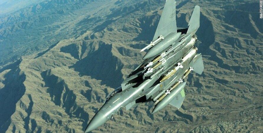 F-15 / Фото: cnn.com