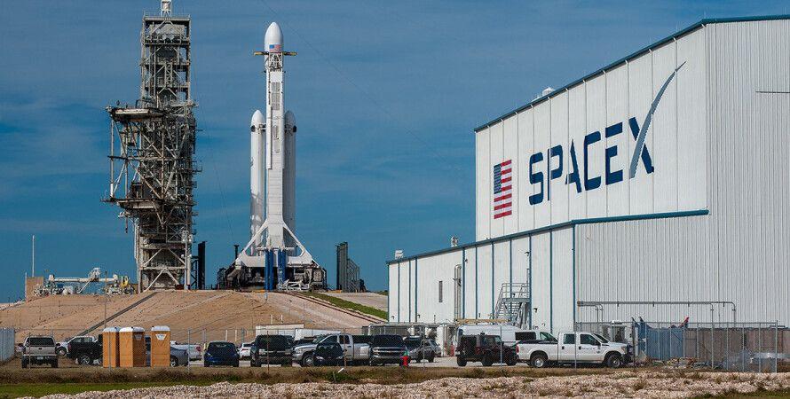 Ракета, Falkon, SpaceX, Ілон Маск