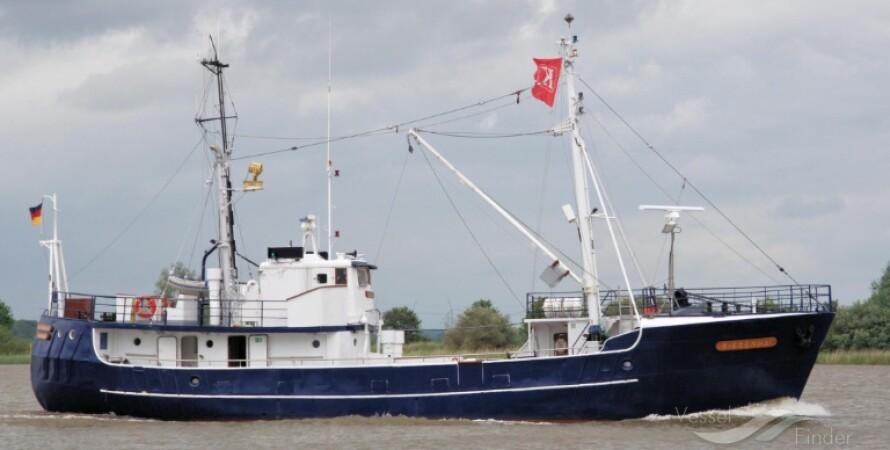 Krebs Geo, северный поток 2, строительство, польша, санкции, море, корабли