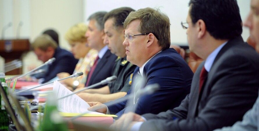 Павел Розенко / Фото пресс-службы Кабмина