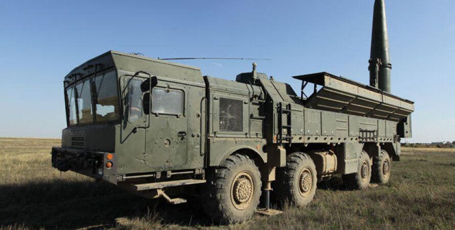 """Ракетный комплекс """"Искандер"""" / Фото: pravda.ru"""