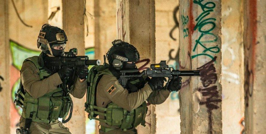 озброєння ЦАХАЛ