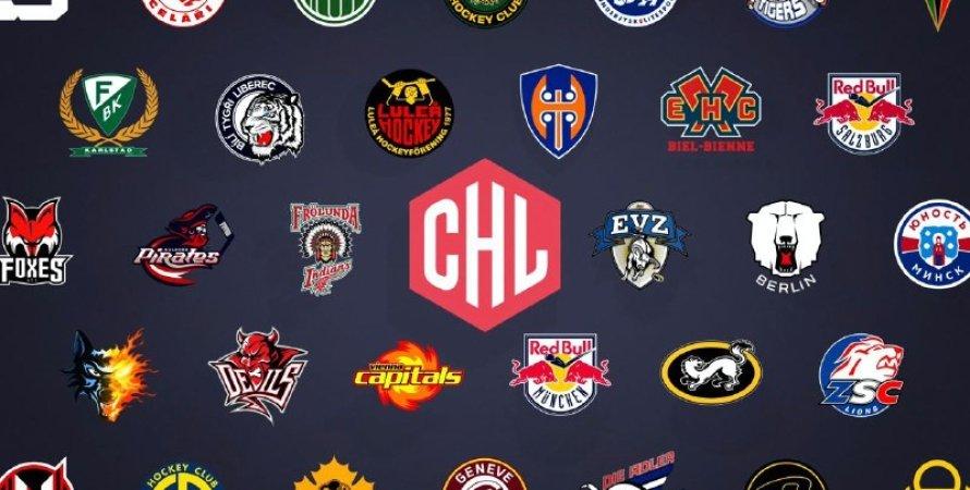 Хокейна Ліга чемпіонів