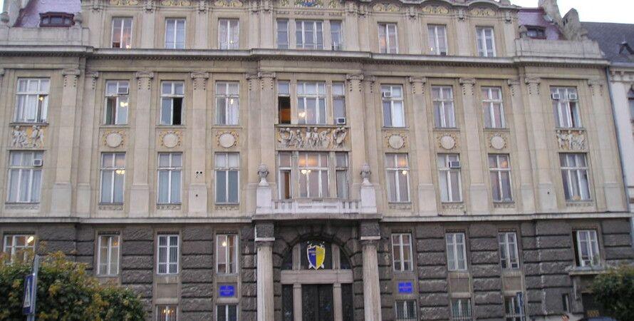 Здание прокуратуры Львовской области / Фото: Zaxid.net