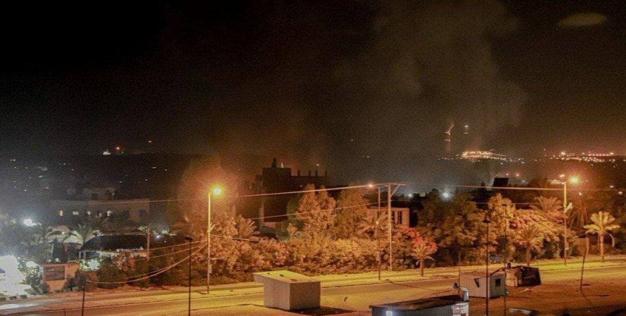 ізраїль, сектор газу, вогненний терор, цахал, об'єкти хамас, ізраїль обстріли хамас, водушние кулі, ізраїль новини