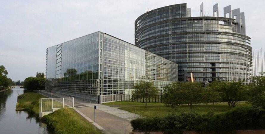 Здание Европарламента / Фото: imago