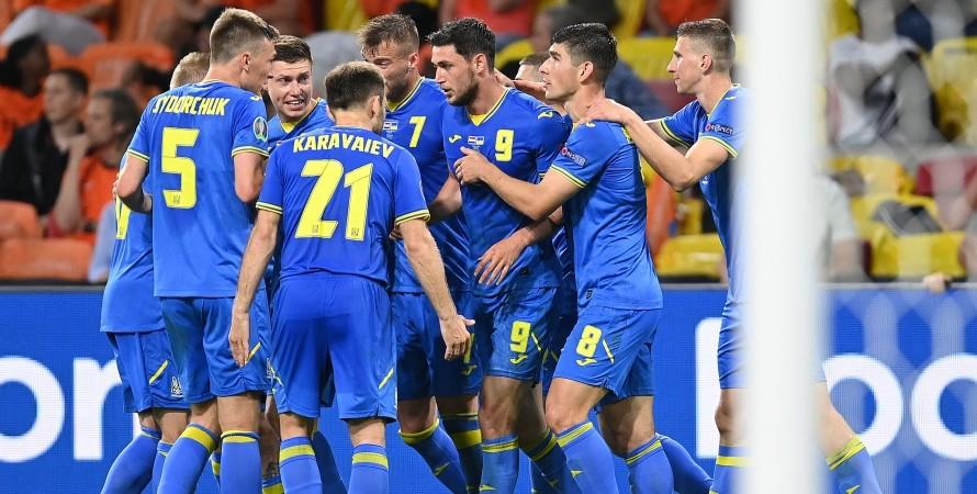 Збірна України, Євро 2020 року, футбол