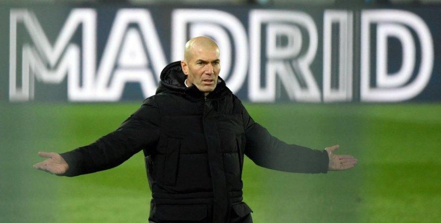 Зинедин Зидан, Реал Мадрид
