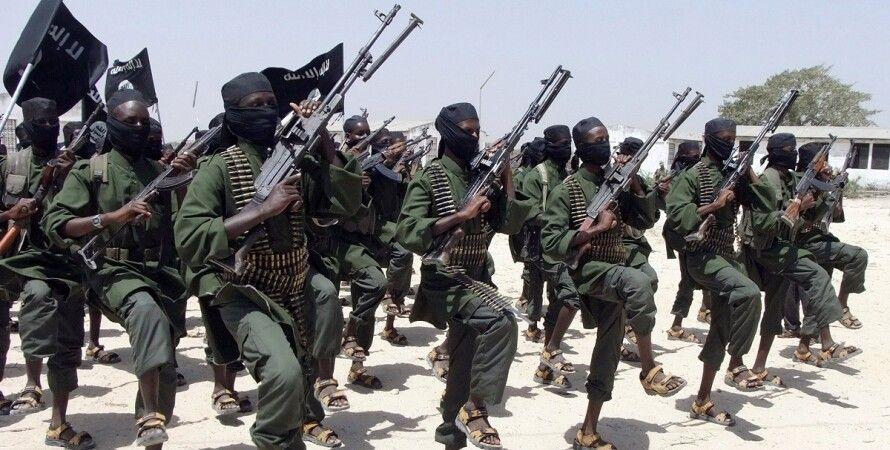 "Террористы ""Аш-Шабаб"" / Фото: theguardian.com"