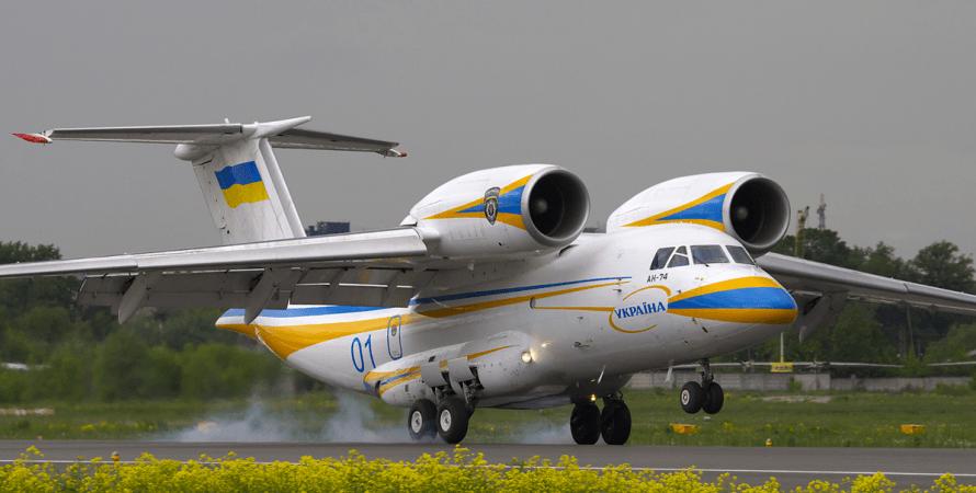 производство украинских самолетов в канаде