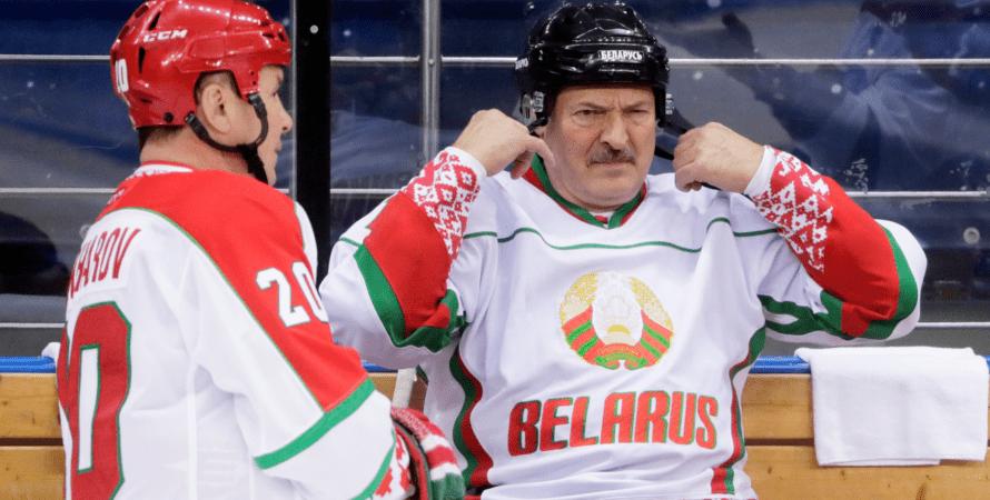 хокей, федерація, міжнародна, беларусь, Лукашенко, чемпіонат світу, ЧС-2021