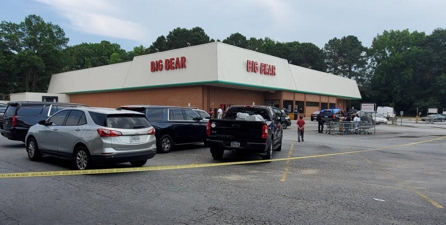 стрельба в супермаркете, стрельба, убитые