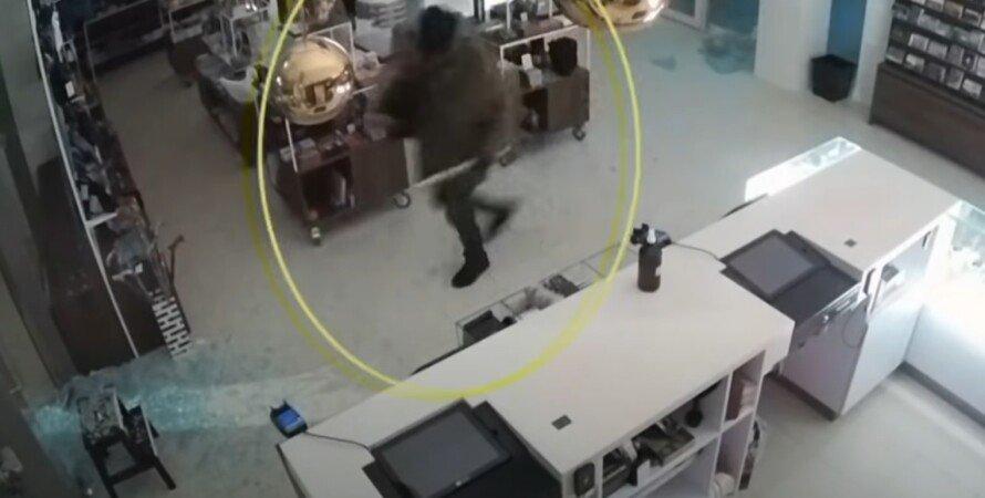 похититель, ван гог, кража