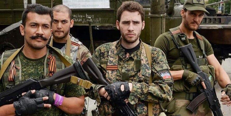 Боевики Донбасса / Фото: u-f.ru