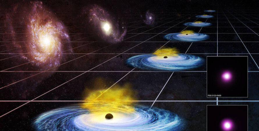 Иллюстрация NASA