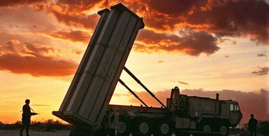 Противоракетный комплекс THAAD / Фото: pvo.guns.ru