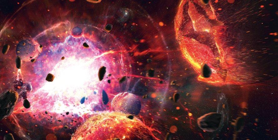 приближение кометы - конец света, апокалипсис