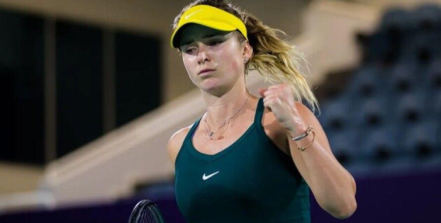 WTA, Элина Свитолина, Доха, Катар, Теннис