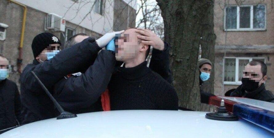 Одесса, убийства, голова, полиция, преступление