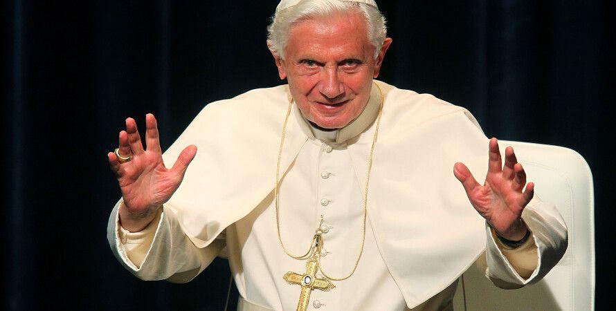 Бывший Папа Римский Бенедикт XVI / Фото: Getty Images