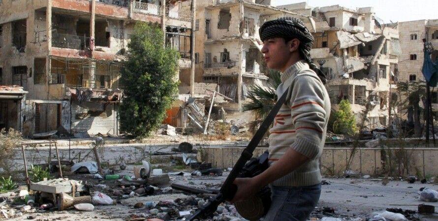 Сирийский повстанец / Фото: abcnews.go.com
