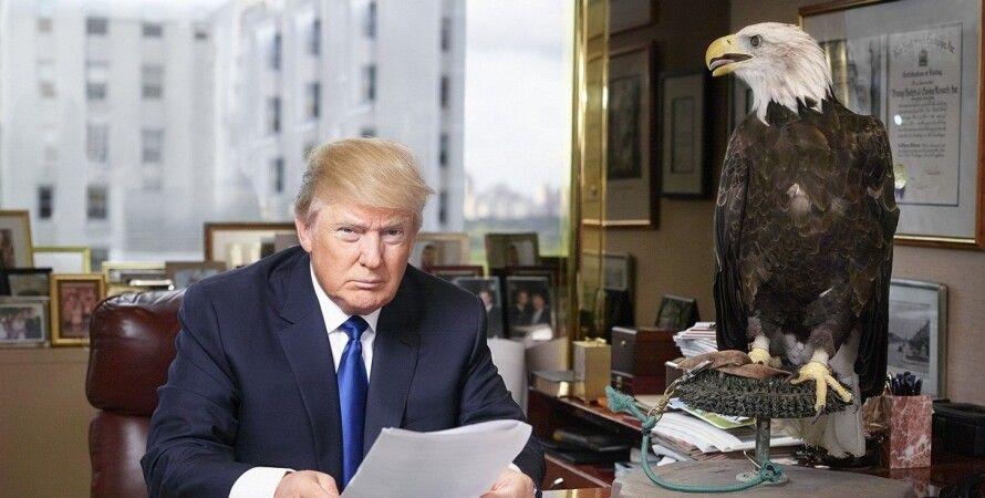 Дональд Трамп / Фото: Martin Schoeller/Time