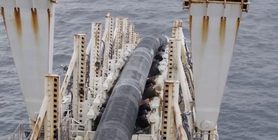 Северный поток-2, трубопровод