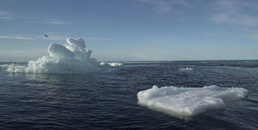 Арктика, лід, фото