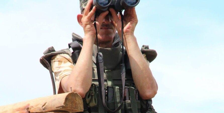 Фото: Пресс-центр штаба АТО