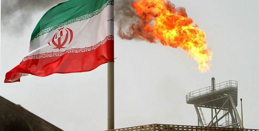 Иранская нефть / Фото: Коммерсант