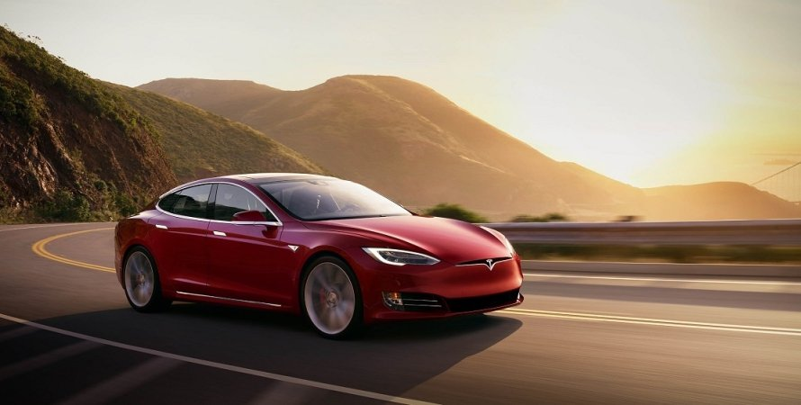 Tesla Model S, електрокар, електромобіль, авто