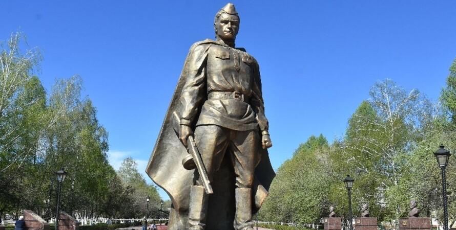 Росія, Татарстан, пам'ятник, діти, підпал,