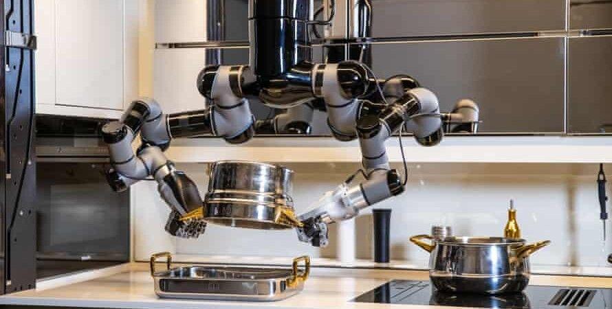 робот, Moley Robotics