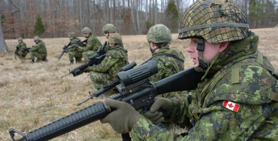 канада, военные, наркотики, каннабис