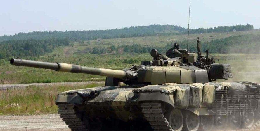 Танк Т-72 / Фото: milrus.com