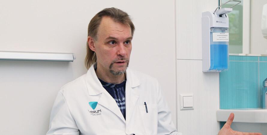 Юрій Жигарев, лікар, коронавірус, пандемія, вакцинація, вакцина від коронавируса, вакцина від COVID-19
