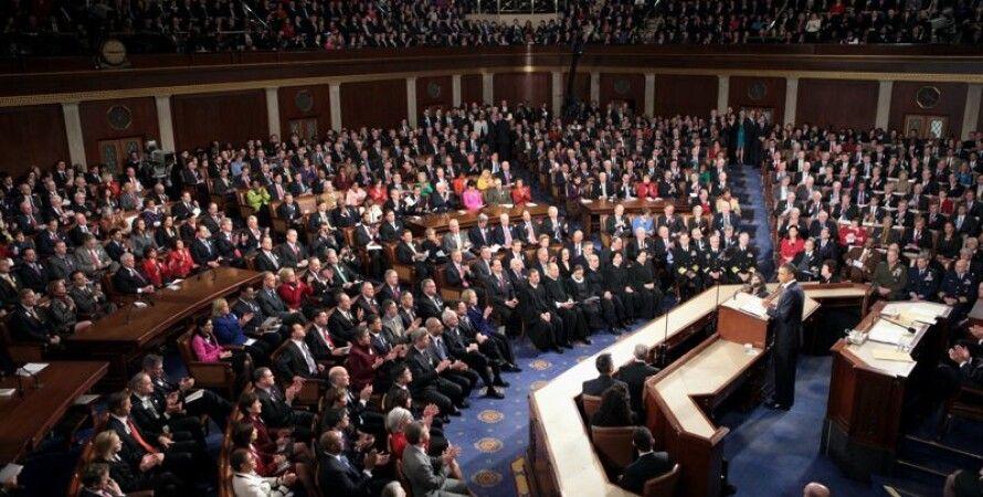 Барак Обама в Сенате США / wikipedia.org
